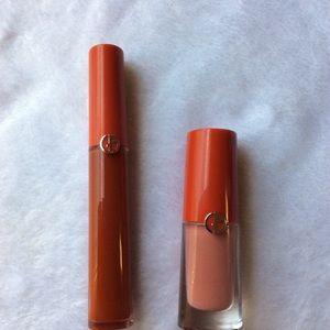 Giorgio Armani Liquid lipsticks